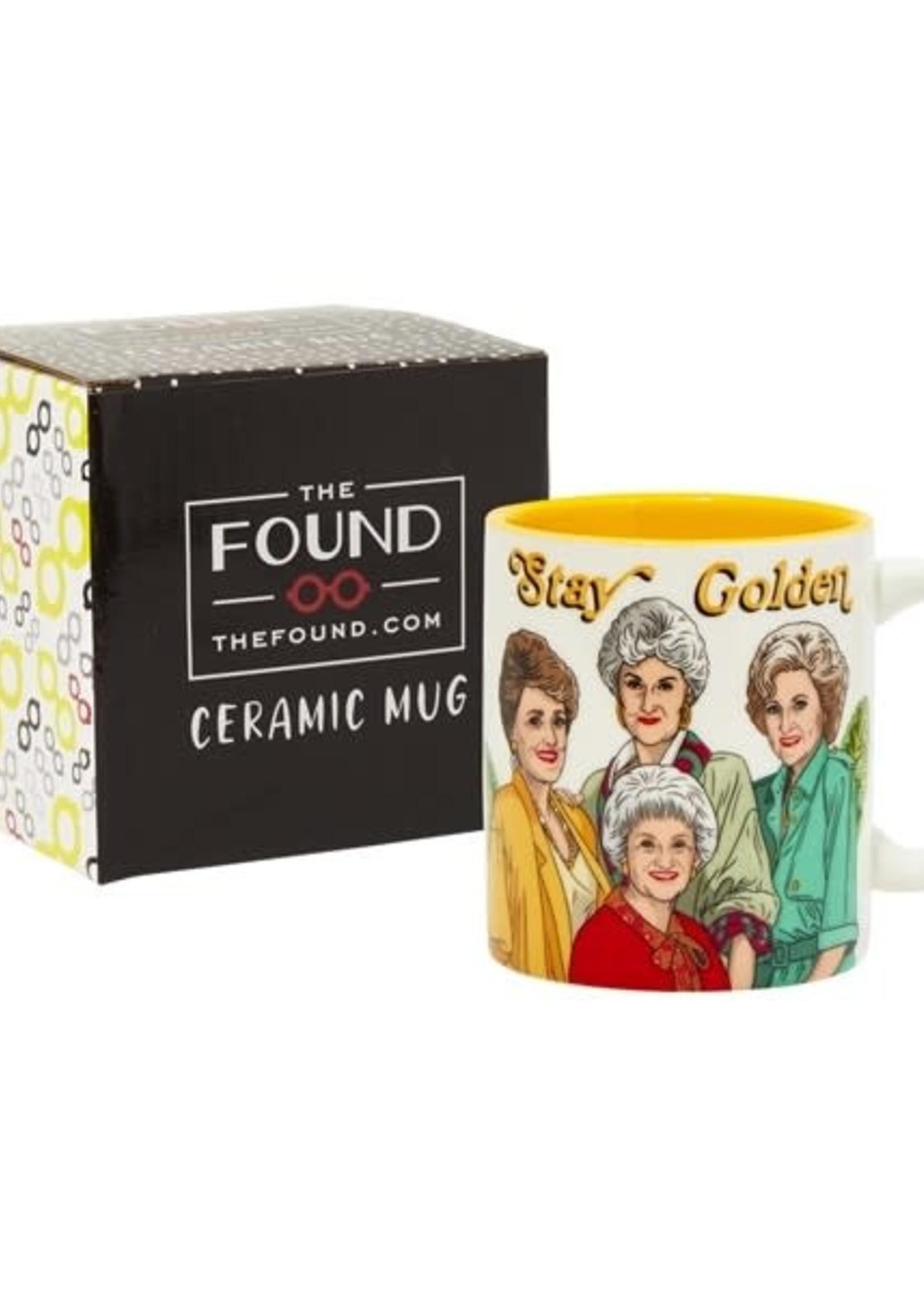 THE FOUND THE FOUND GOLDEN GIRLS MUG