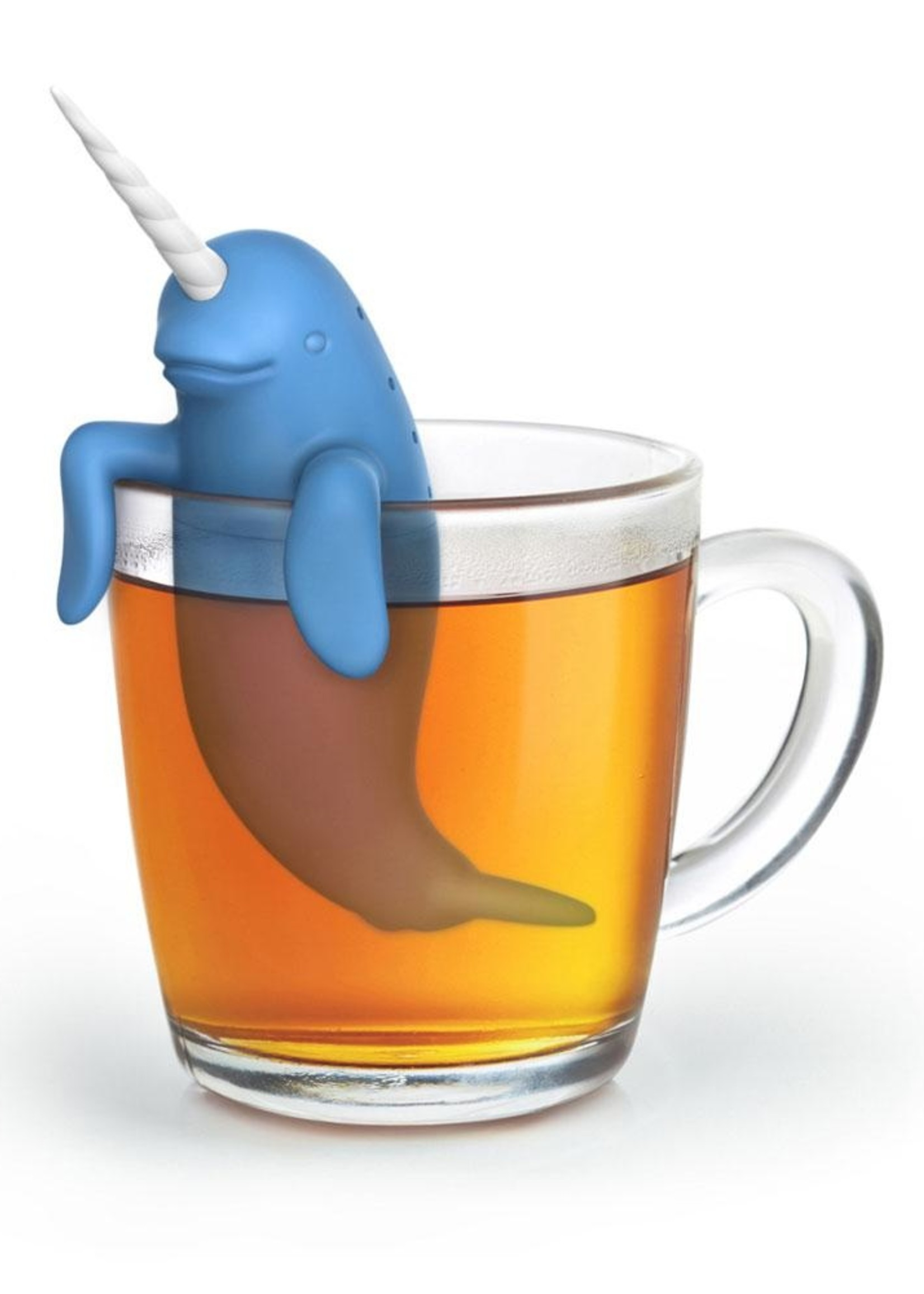 Fred & Friends ANIMAL TEA INFUSER NARWHAL
