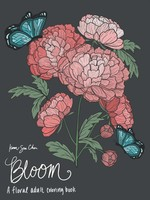 KAREN SUE STUDIOS BLOOM COLORING BOOK