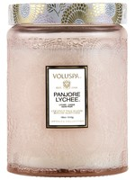VOLUSPA VOLUSPA PANJOREE LYCHEE LARGE GLASS JAR