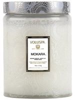 VOLUSPA VOLUSPA MOKARA LARGE GLASS JAR