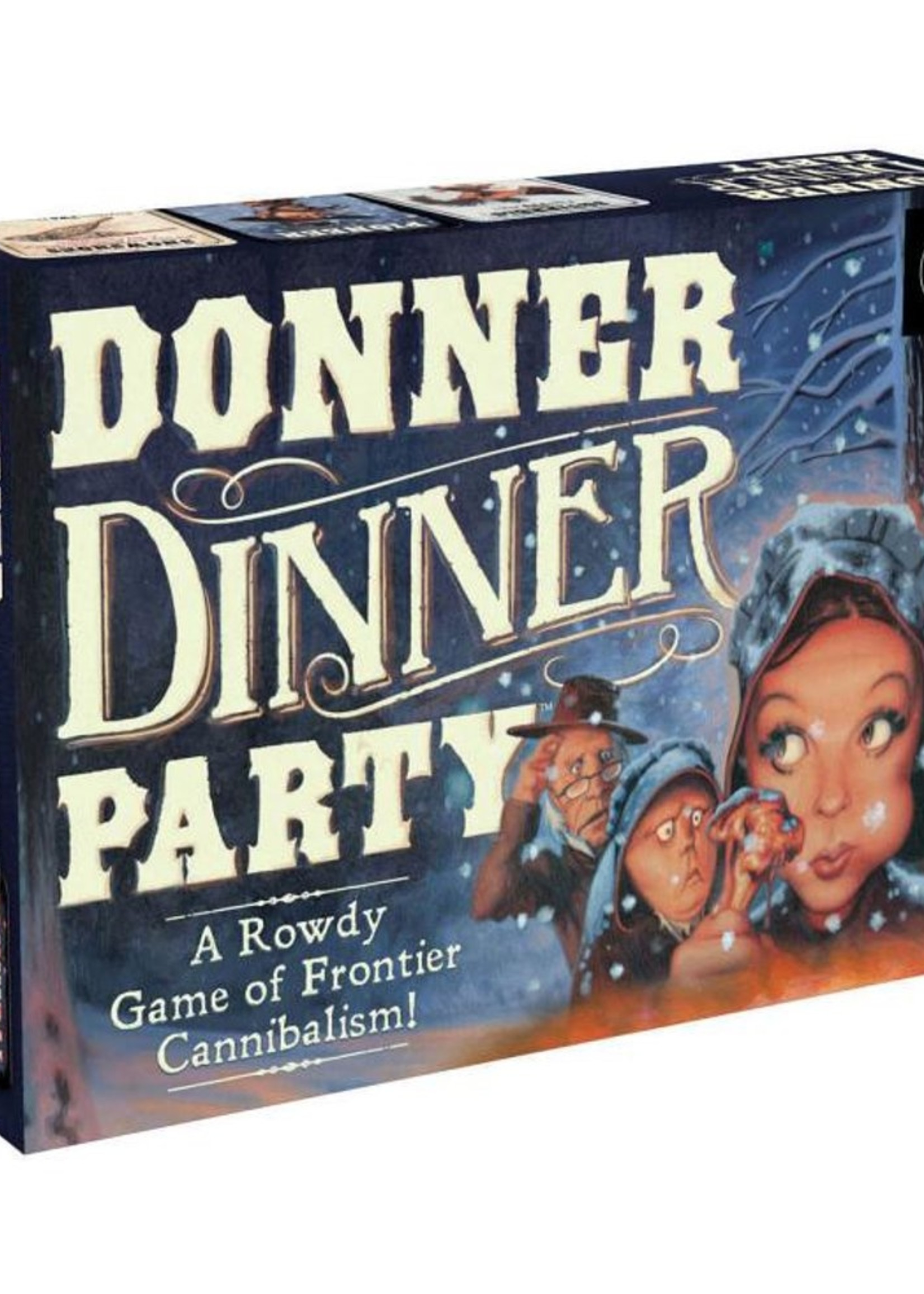 Chronicle Books DONNER DINNER PARTY GAME