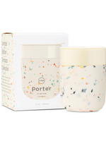 W&P W&P CERAMIC TRAVEL MUG - CREAM TERRAZZO