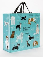 Blue Q BLUE Q SHOPPER - PEOPLE I WANT TO MEET DOGS