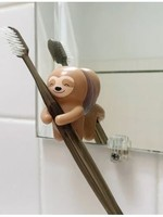 Kikkerland KIKKERLAND SLOTH TOOTHBRUSH HOLDER