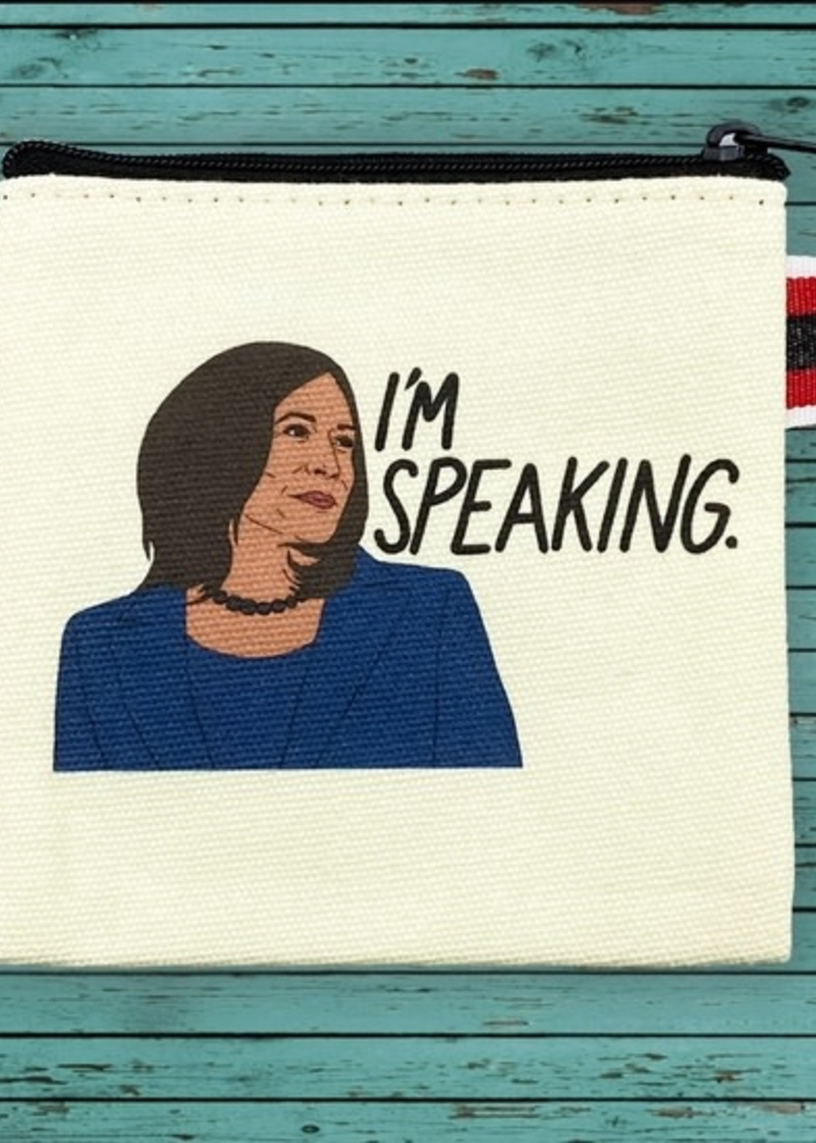 CITIZEN RUTH CITIZEN RUTH KAMALA I'M SPEAKING POUCH