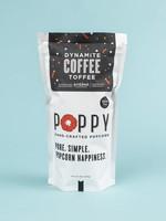 POPPY POPCORN POPPY POPCORN MARKET BAG- COFFEE TOFFEE