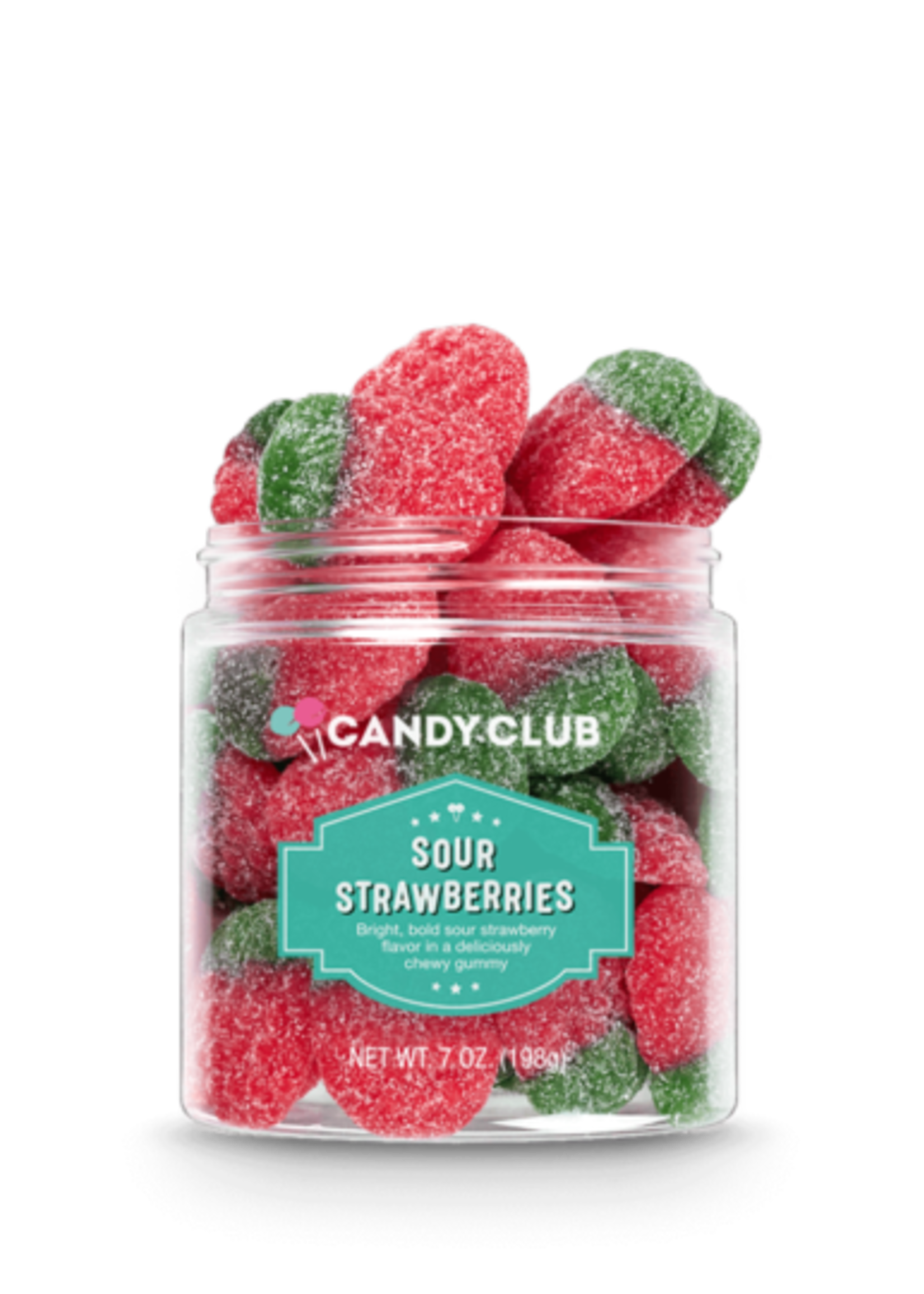 CANDY CLUB CANDY CLUB SOUR STRAWBERRIES