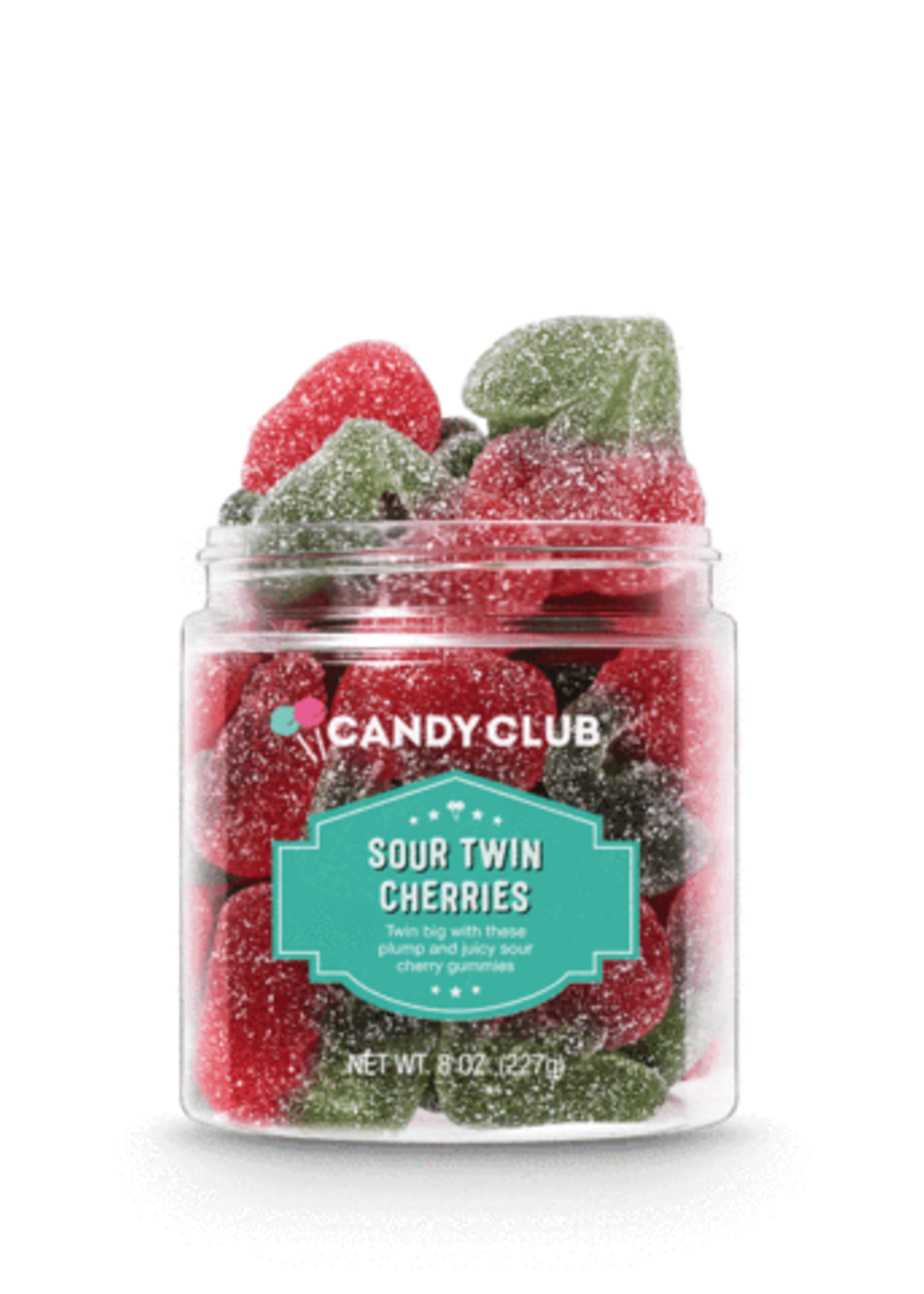 CANDY CLUB CANDY CLUB SOUR TWIN CHERRIES