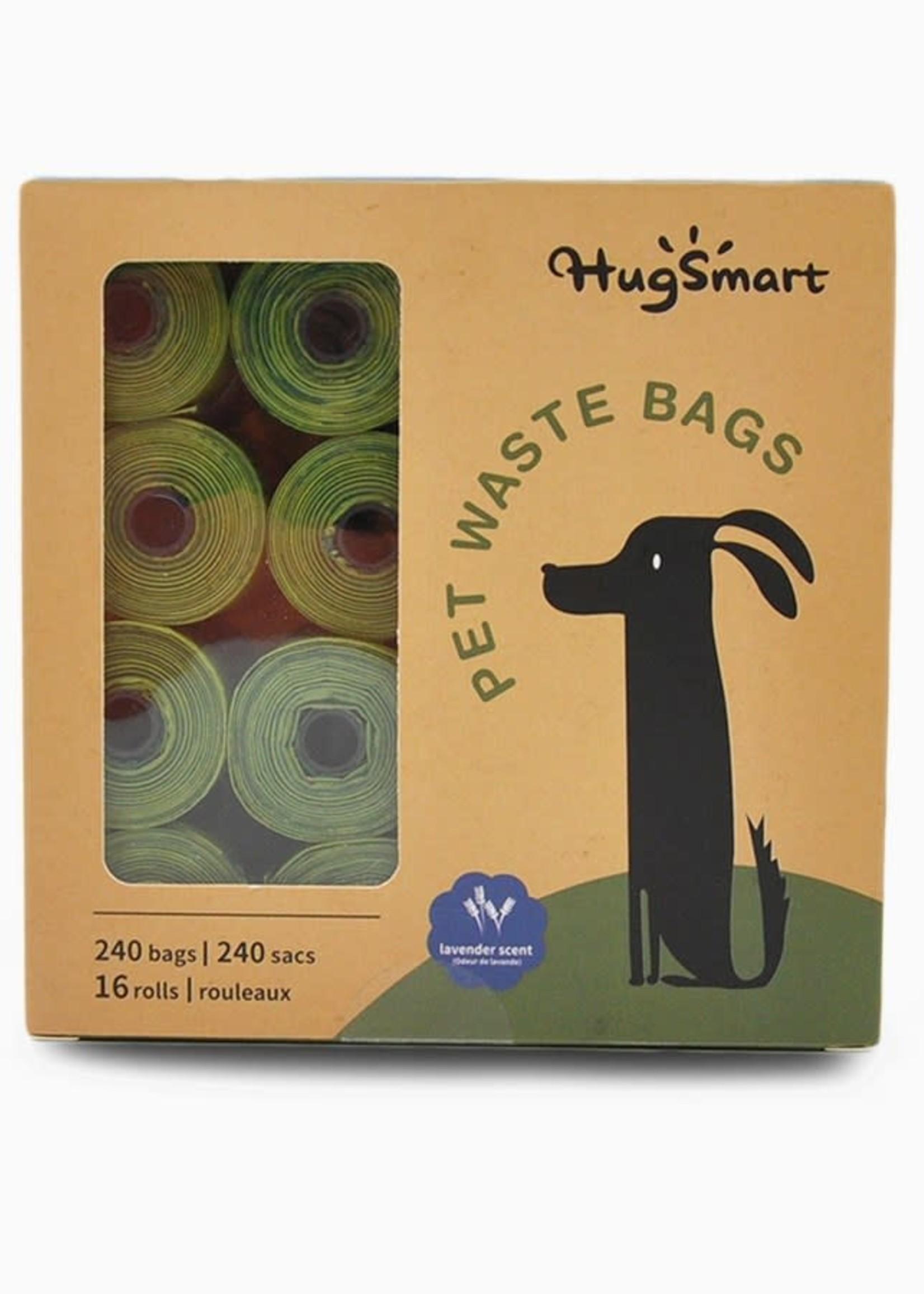 HUGSMART HUGSMART PET WASTE BAG