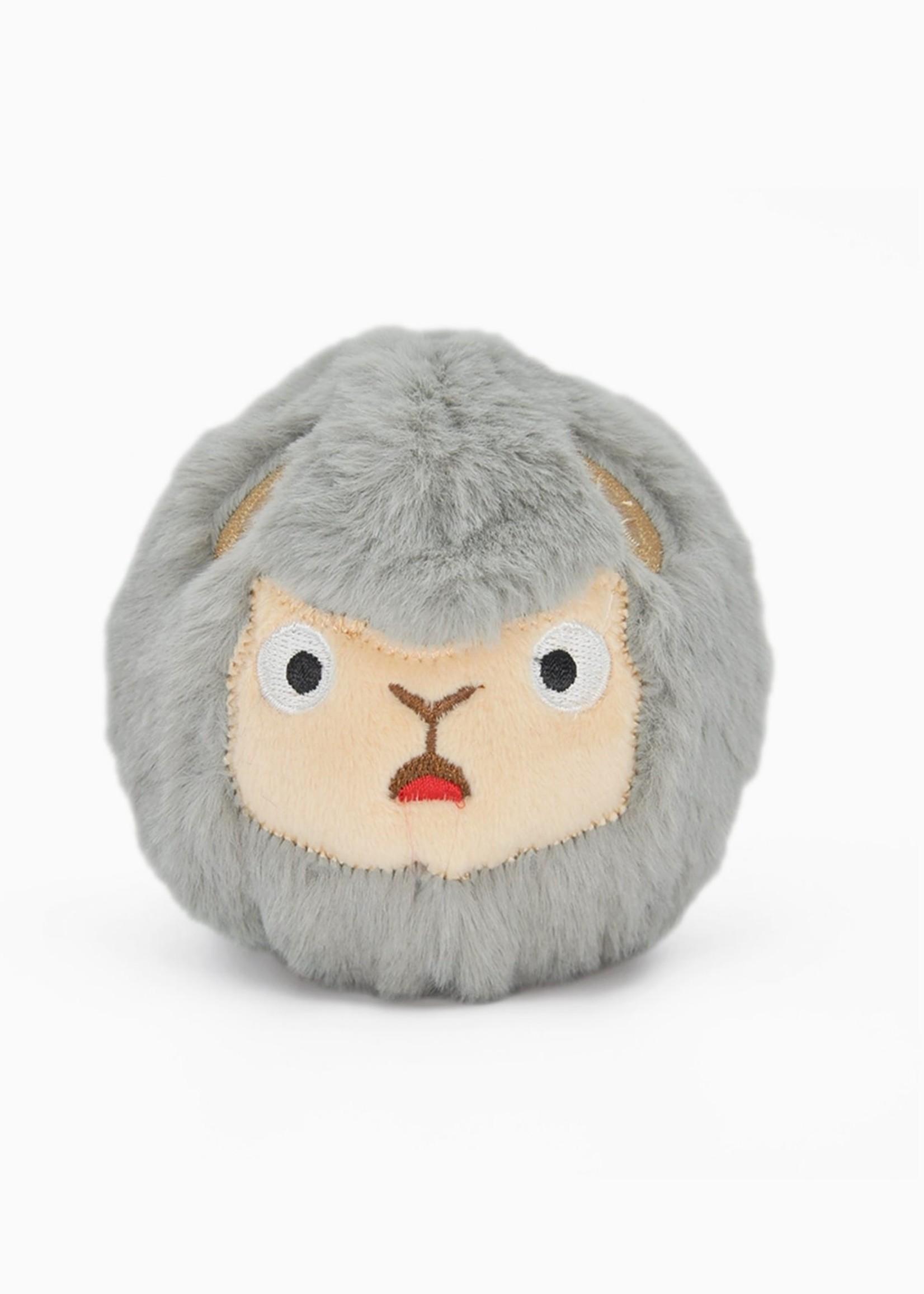 HUGSMART HUGSMART PET- ZOO BALL SHEEP