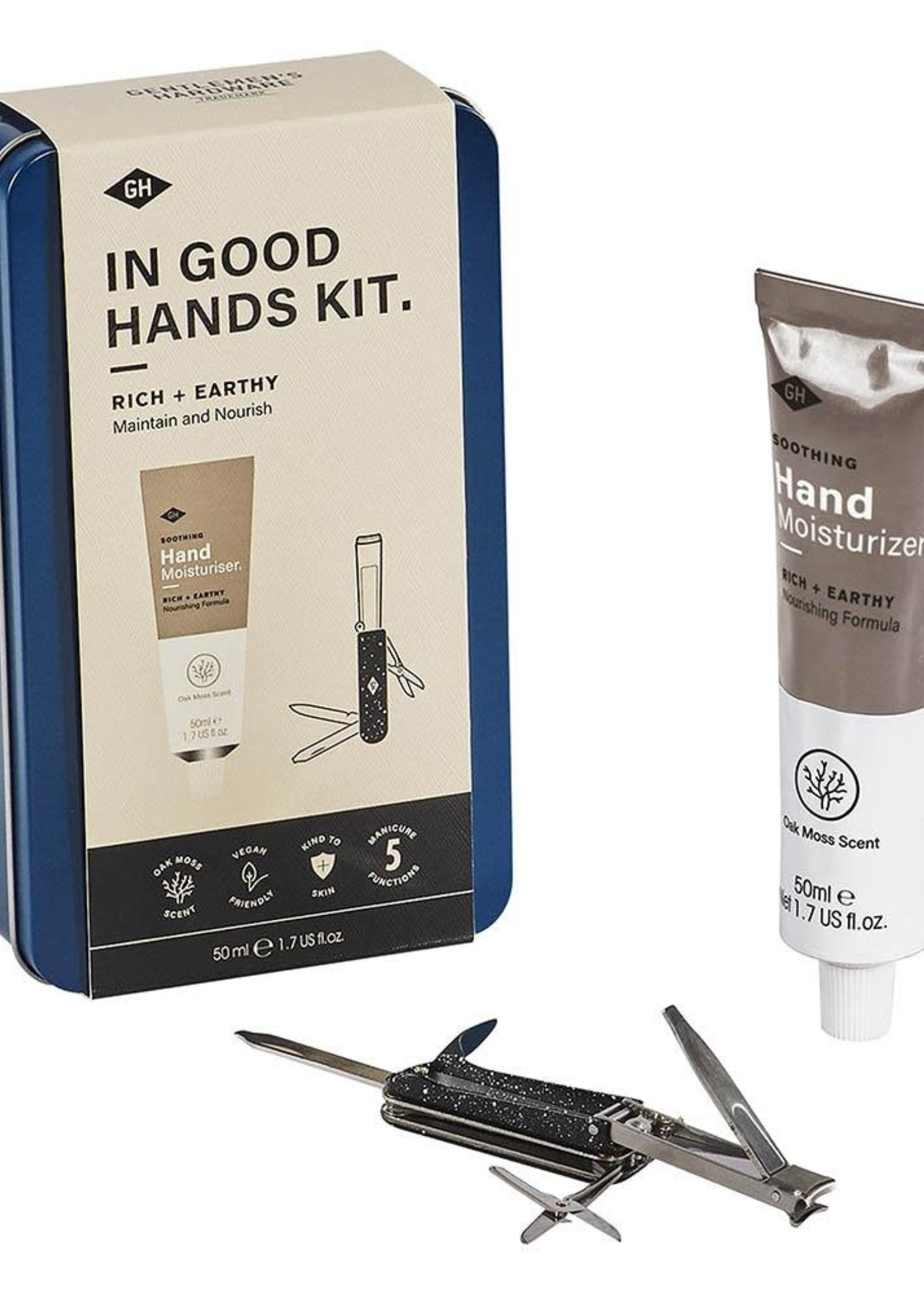GENTLEMEN'S HARDWARE GENTLEMEN'S GOOD HANDS KIT
