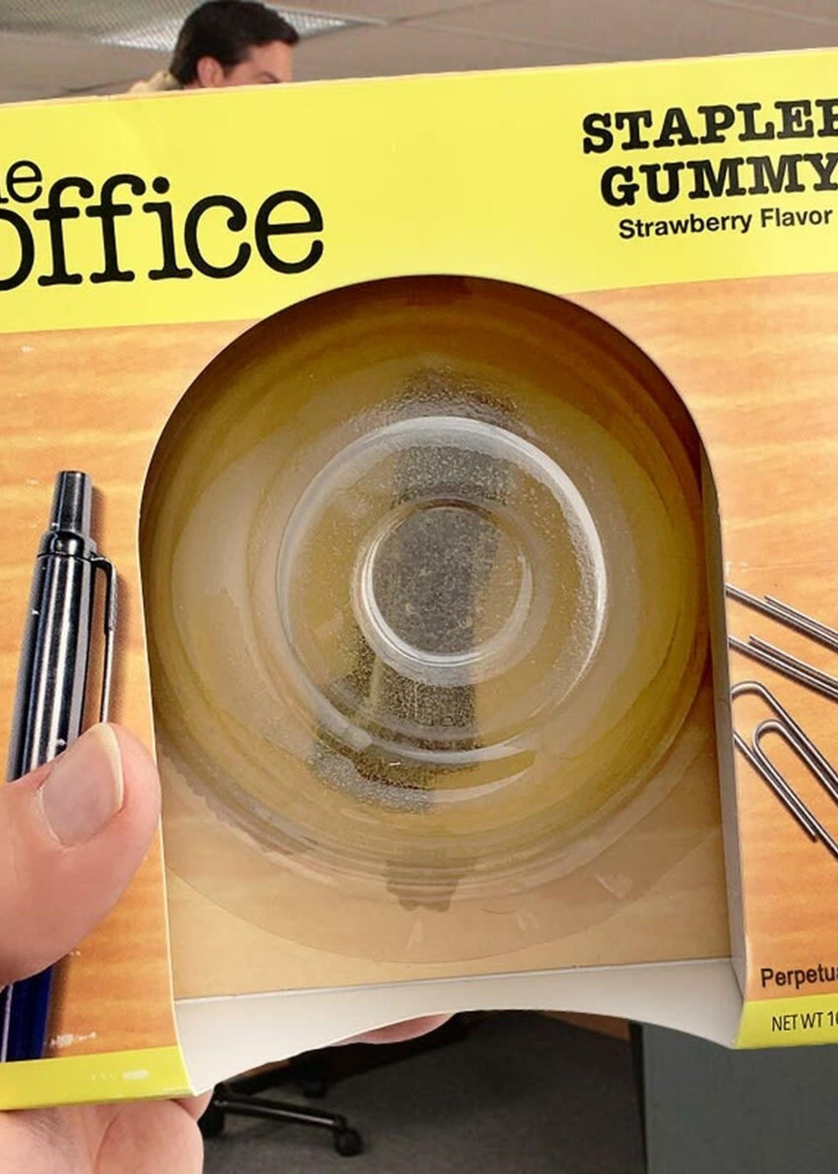 GRANDPA JOE'S CANDY SHOP THE OFFICE JELLO STAPLER GUMMY