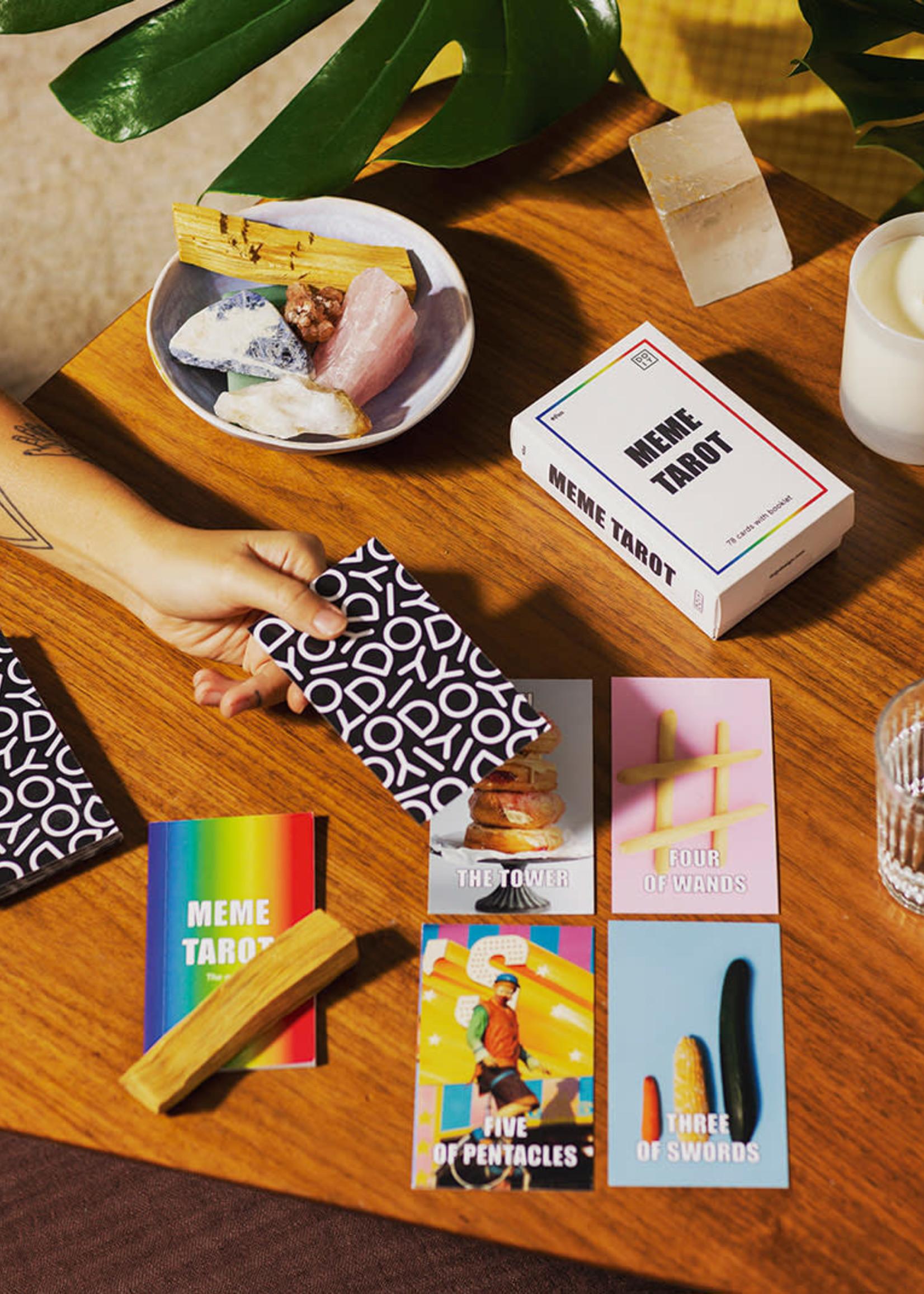 DOIY DOIY MEME TAROT CARDS