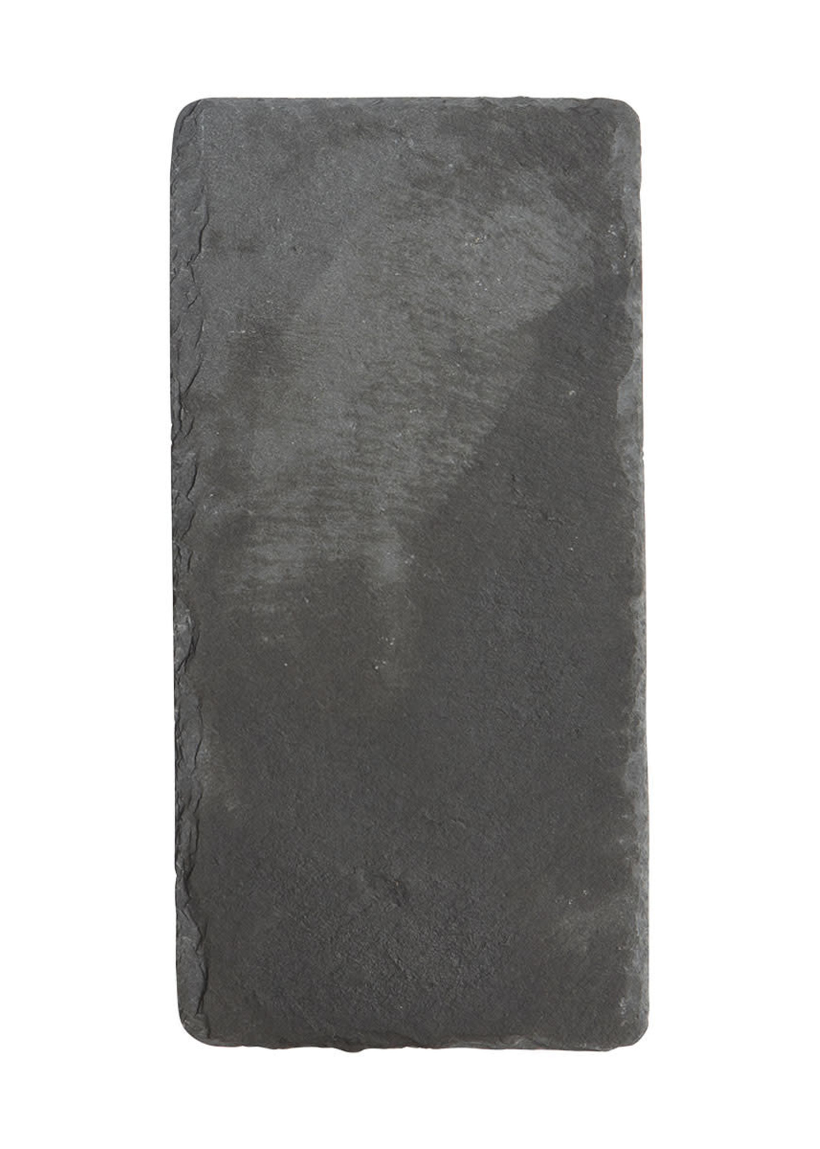 SOCIETY OF LIFESTYLE SOL SLATE PLATE 30X10CM
