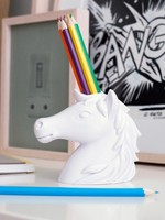 Kikkerland KIKKERLAND UNICORN PENCIL HOLDER