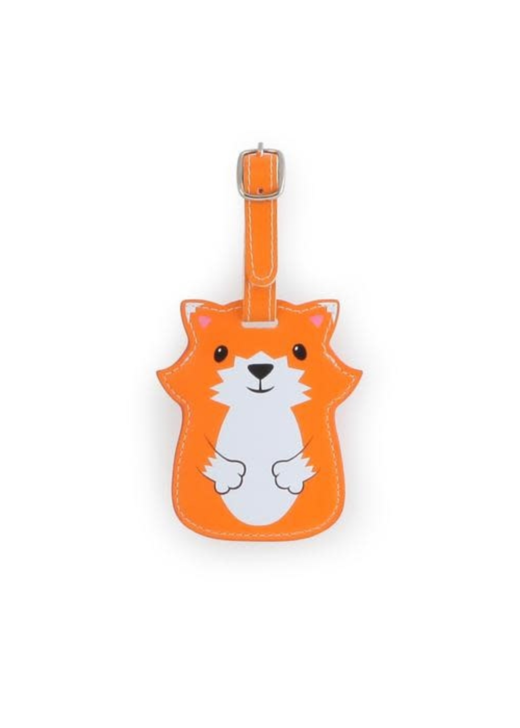 Kikkerland KIKKERLAND LUGGAGE TAG FOX