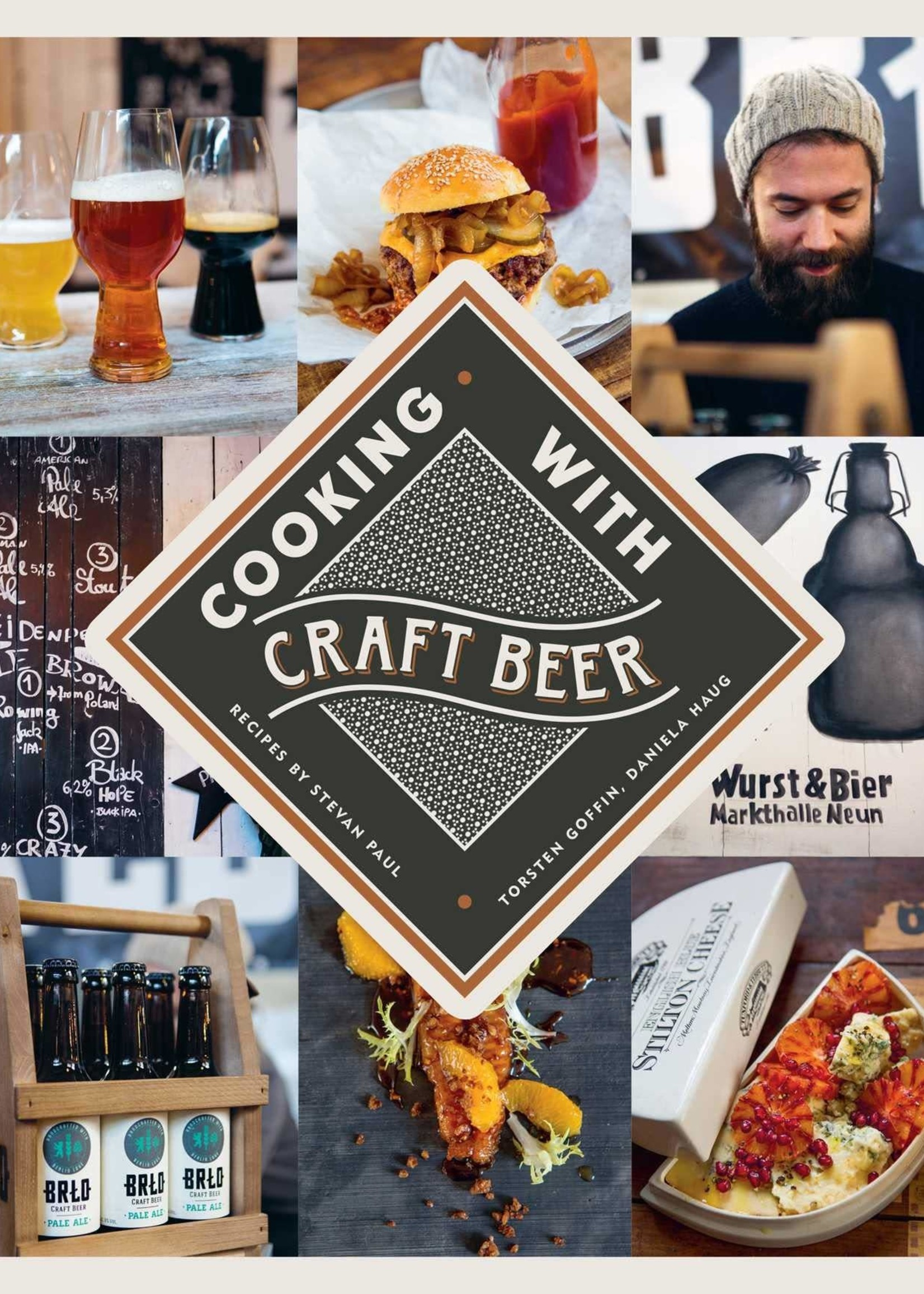 PENGUIN RANDOM HOUSE COOKING WITH CRAFT BEER