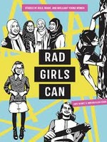 PENGUIN RANDOM HOUSE RAD GIRLS CAN BOOK