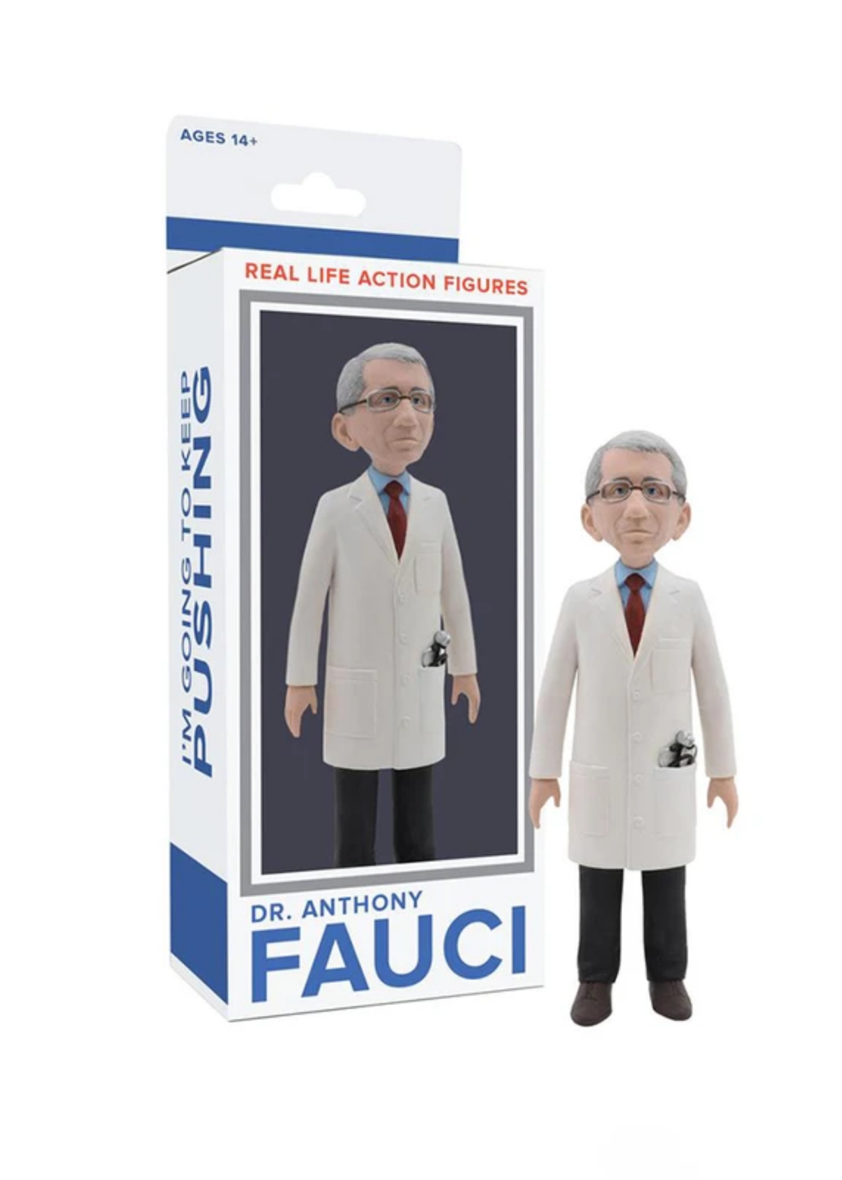 FCTRY FCTRY DR. FAUCI ACTION FIGURE