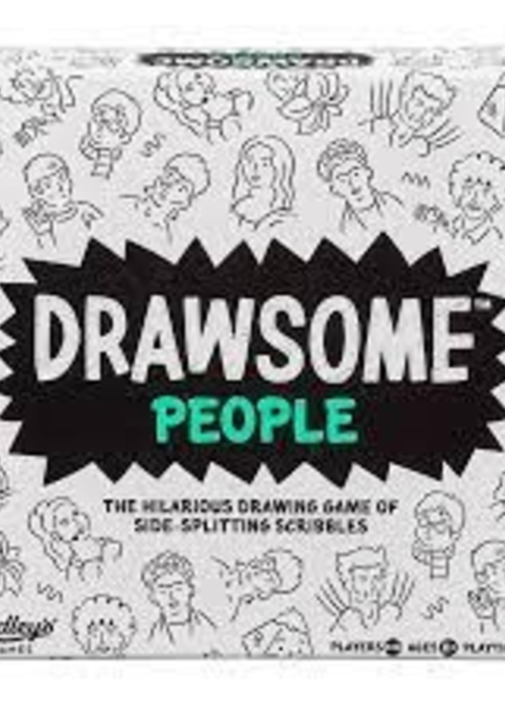DRAWSOME PEOPLE