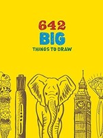 HACHETTE 642 BIG THINGS TO DRAW