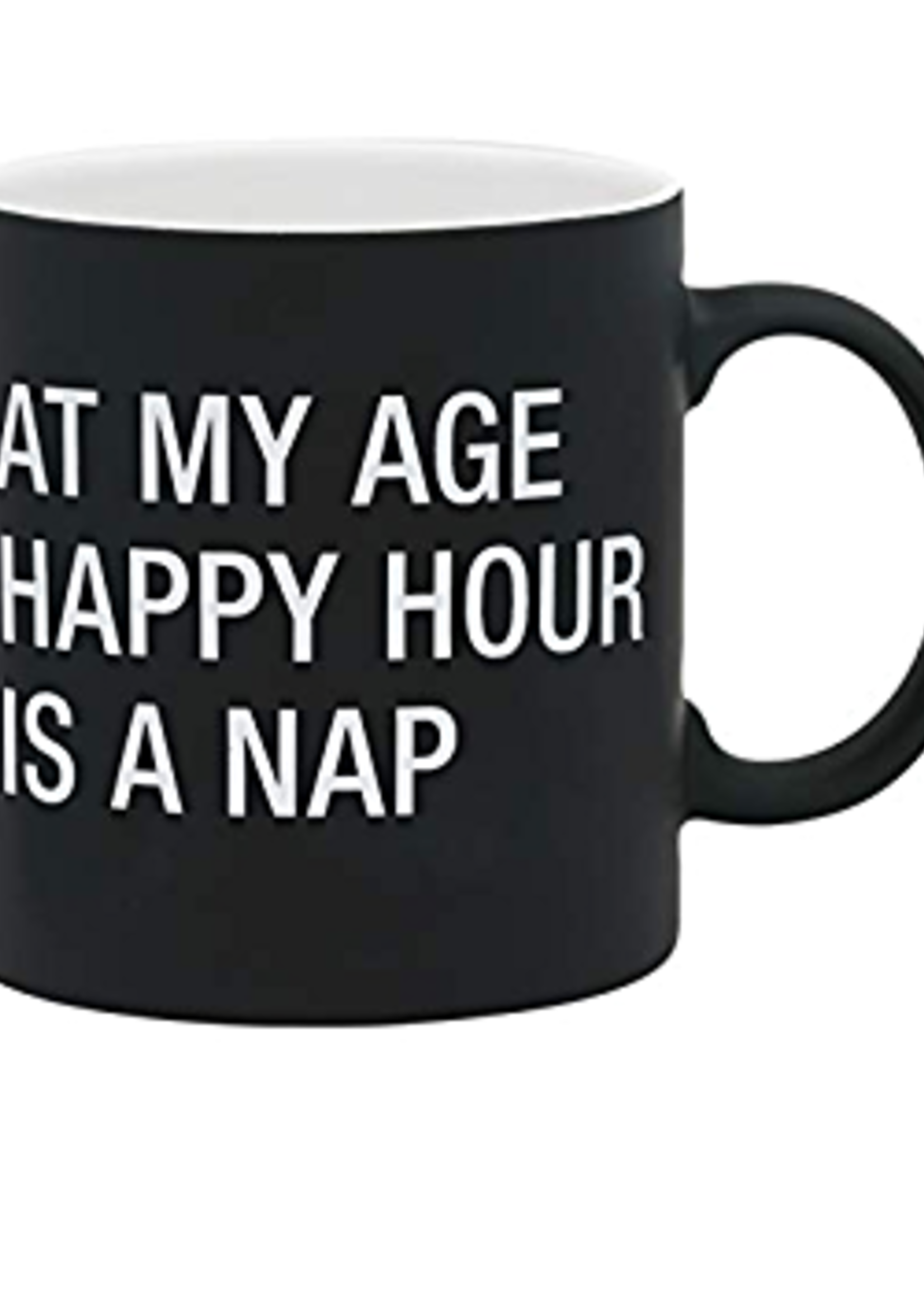 ABOUT FACE ABOUT FACE NAP MUG