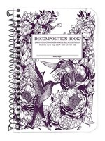 MICHAEL ROGER DECOMPOSITION COILBOUND POCKET SIZE- HUMINGBIRDS