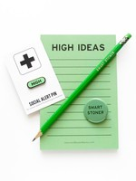 WORD FOR WORD WORD FOR WORD HIGH IDEAS TO-DO LIST NOTEPAD