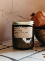 PF CANDLES P.F BLACK FIG  SOY CANDLE 7.2 OZ
