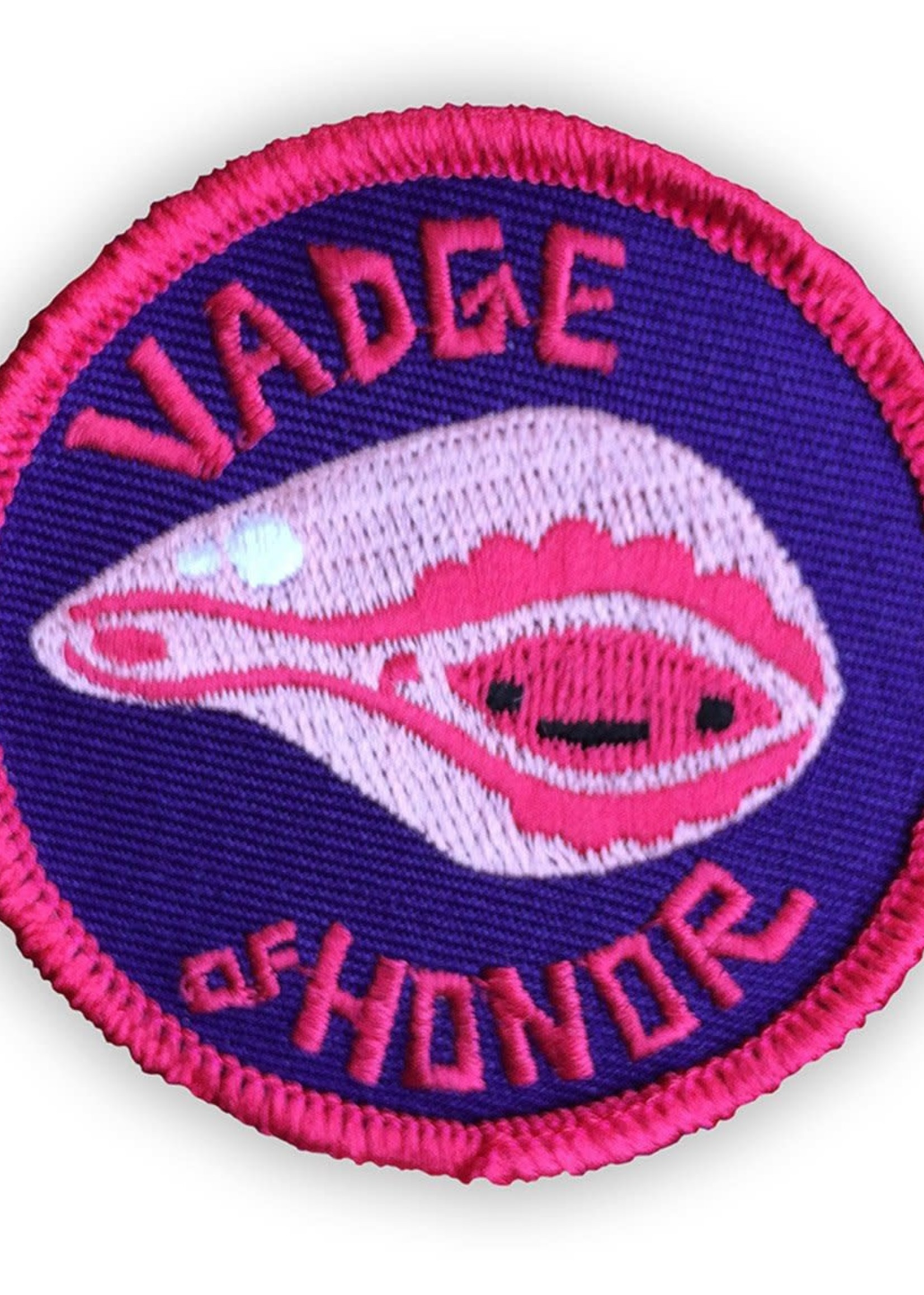 BADGE BOMB VADGE OF HONOR PATCH