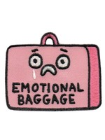BADGE BOMB EMOTIONAL BAGGAGE PATCH