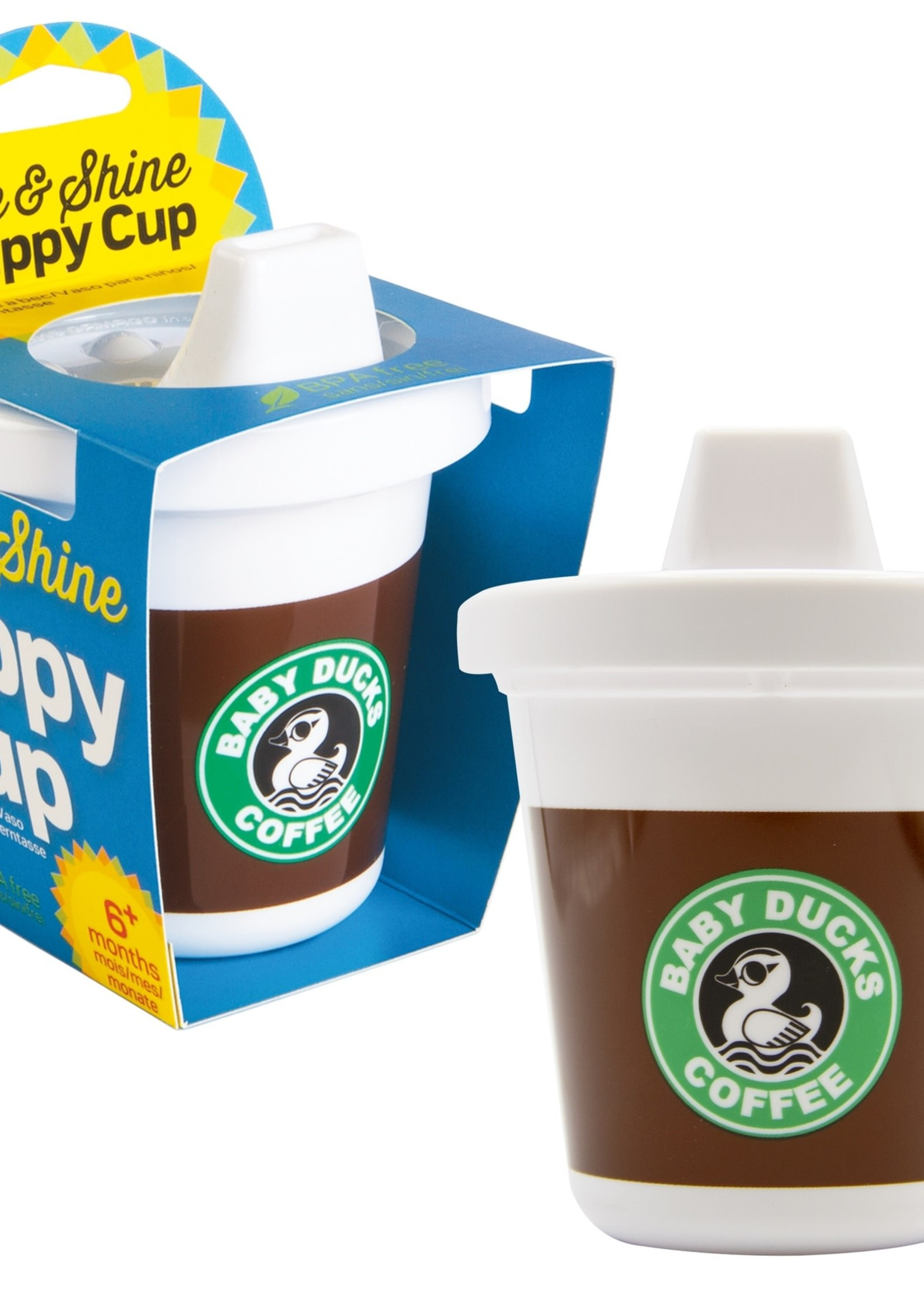 GAMA GO GAMAGO RISE AND SHIINE SIPPY CUP