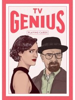 HACHETTE TV GENIUS PLAYING CARDS