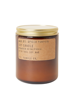PF CANDLES P.F SPICED PUMPKIN SOY CANDLE 7.2 OZ