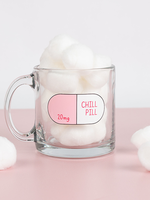 TALKING OUT OF TURN TALKING OUT OF TURN- CHILL PILL MUG