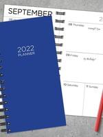 TF PUBLISHING TF BLUE 2022 PLANNER-SM
