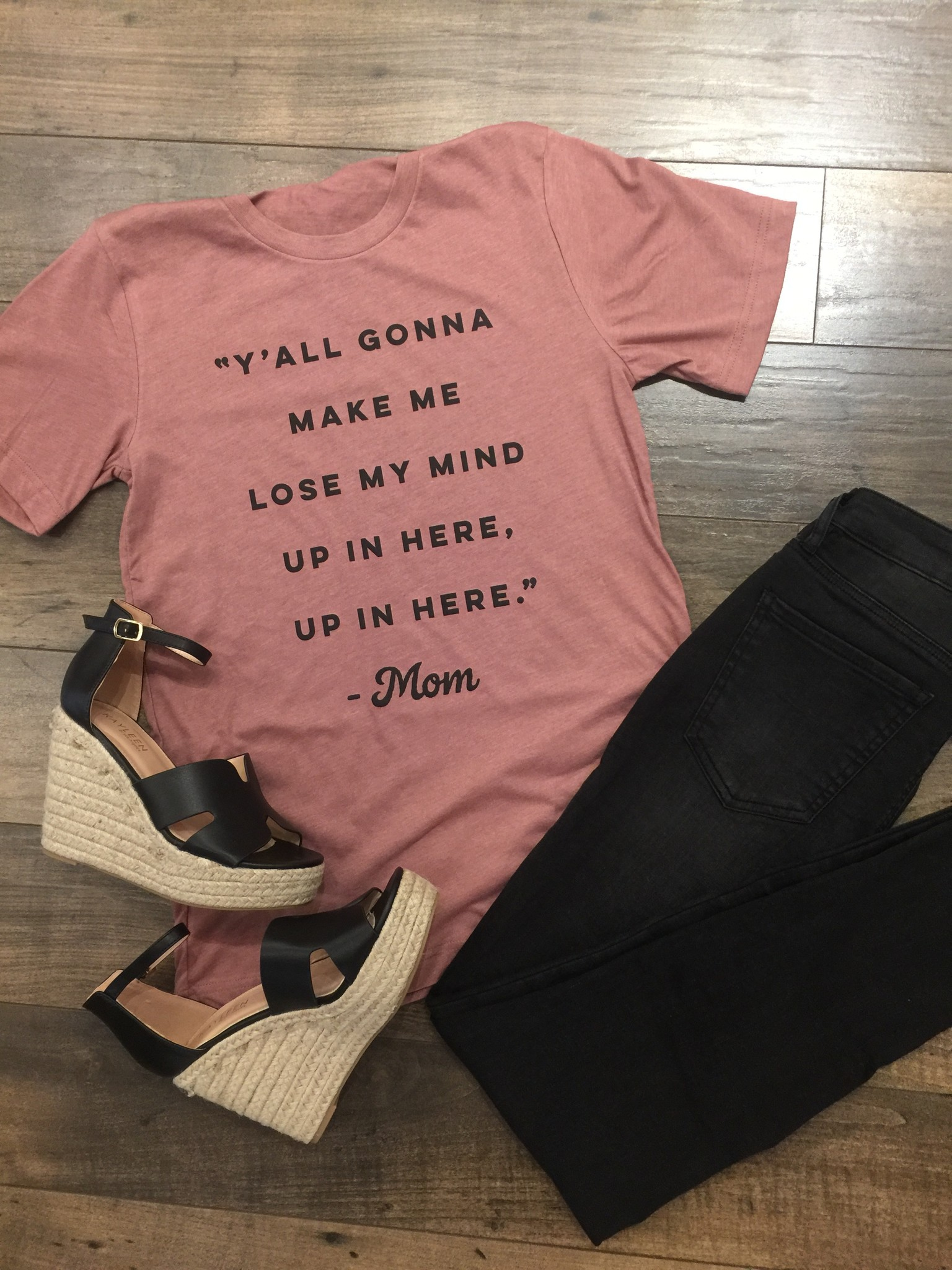 Ruby's Rubbish Lose My Mind Tee