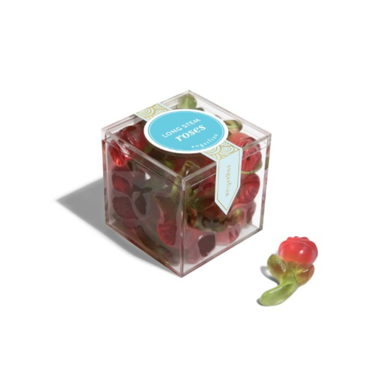 Sugarfina Long-Stem Rose Gummies