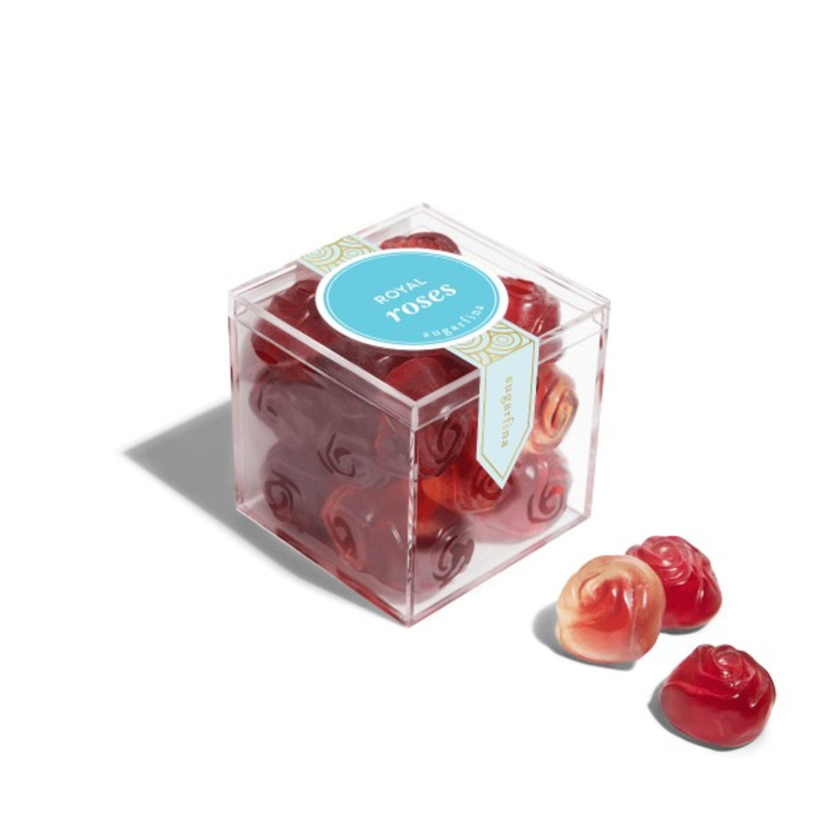 Sugarfina Royal Rose Gummies