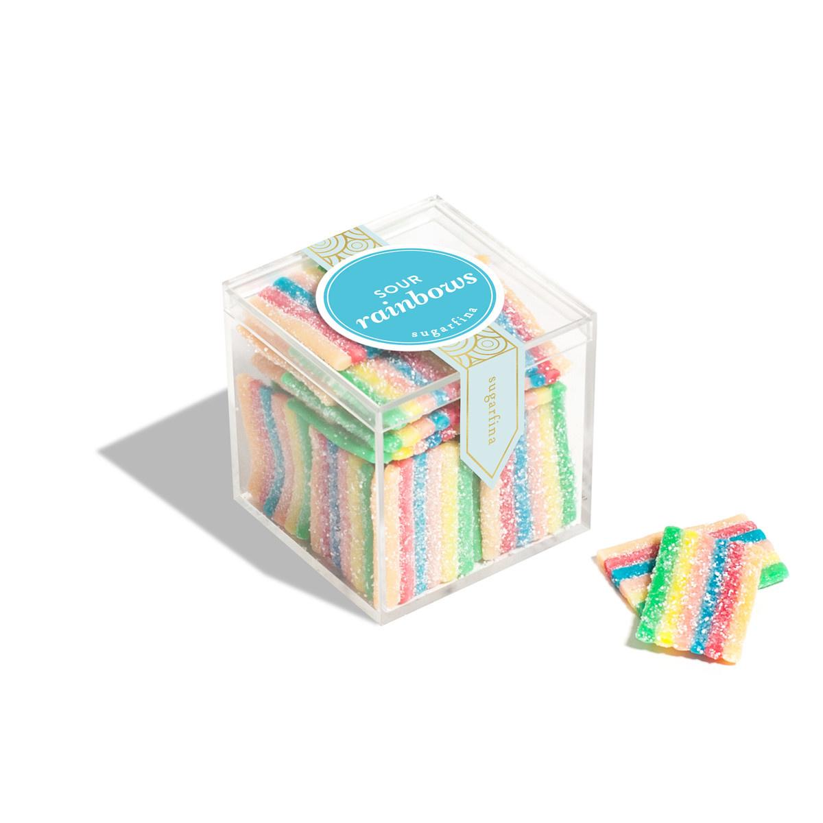 Sugarfina Sour Rainbow Gummies