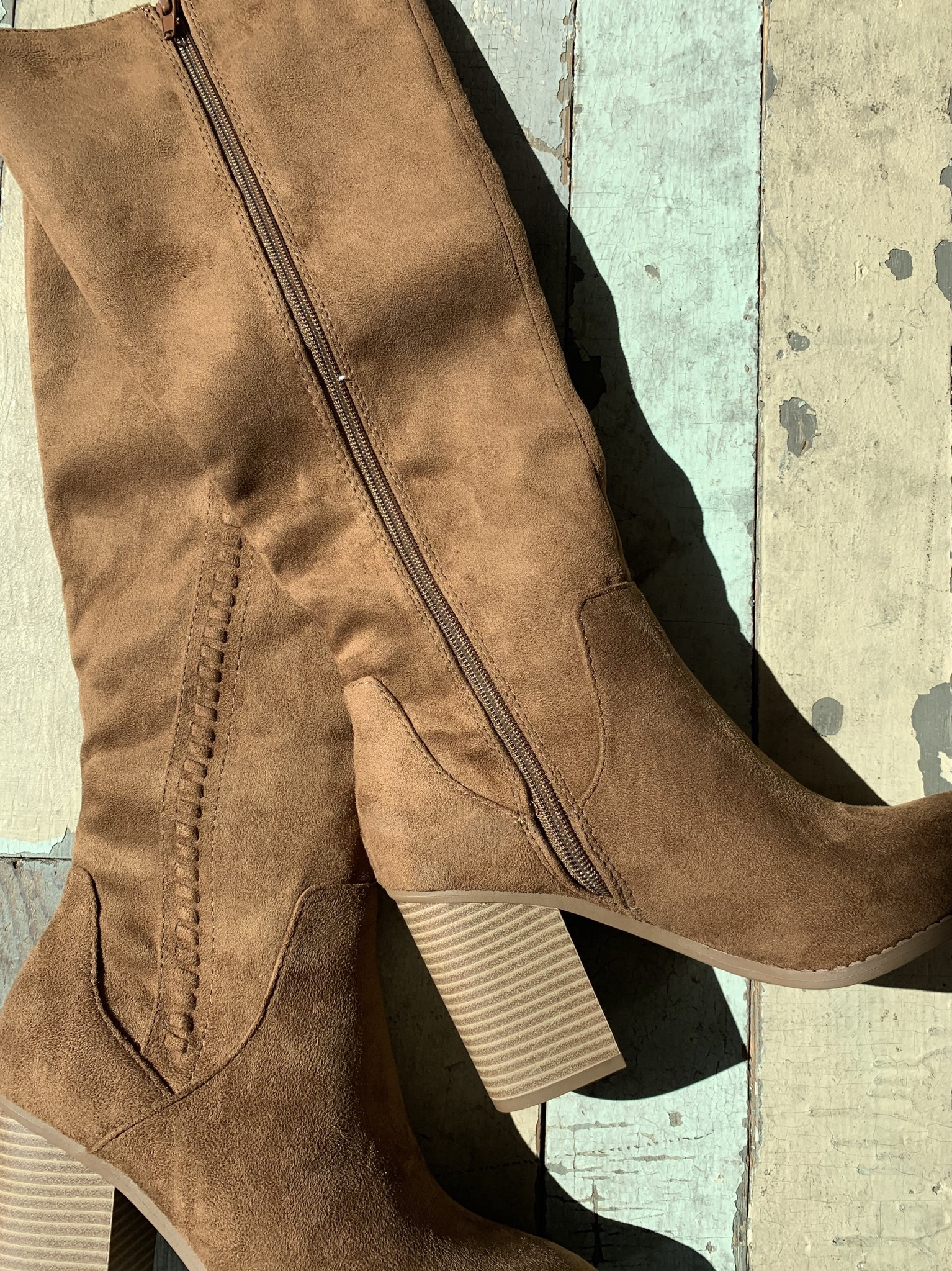 Envy Label Hickory Boot