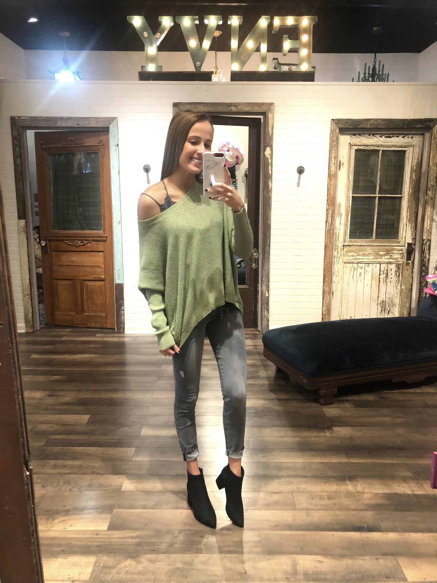 Envy Label The Rachel Staple Sweater