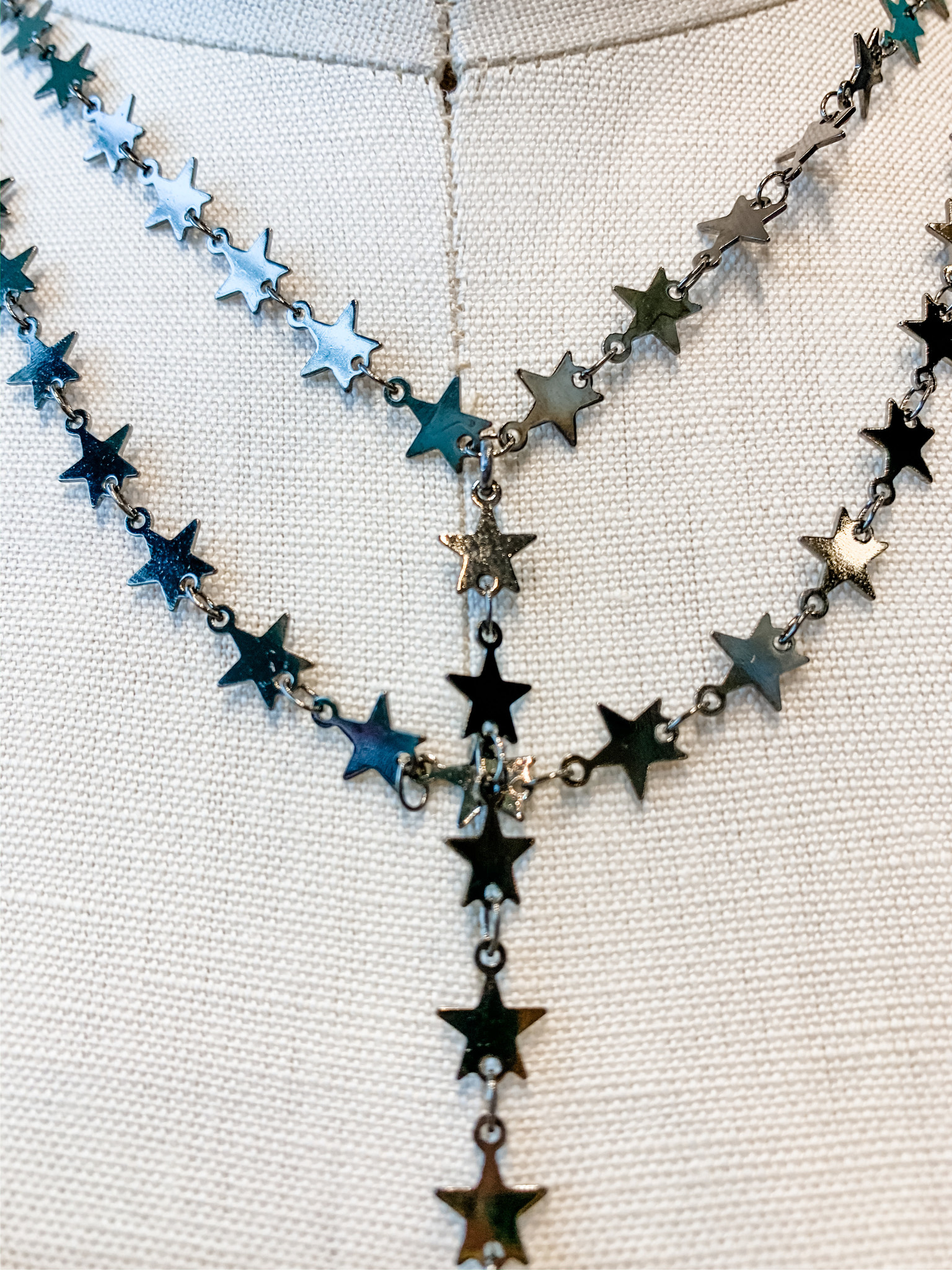 Mary Kathryn Designs Stars Shine Bright Necklace