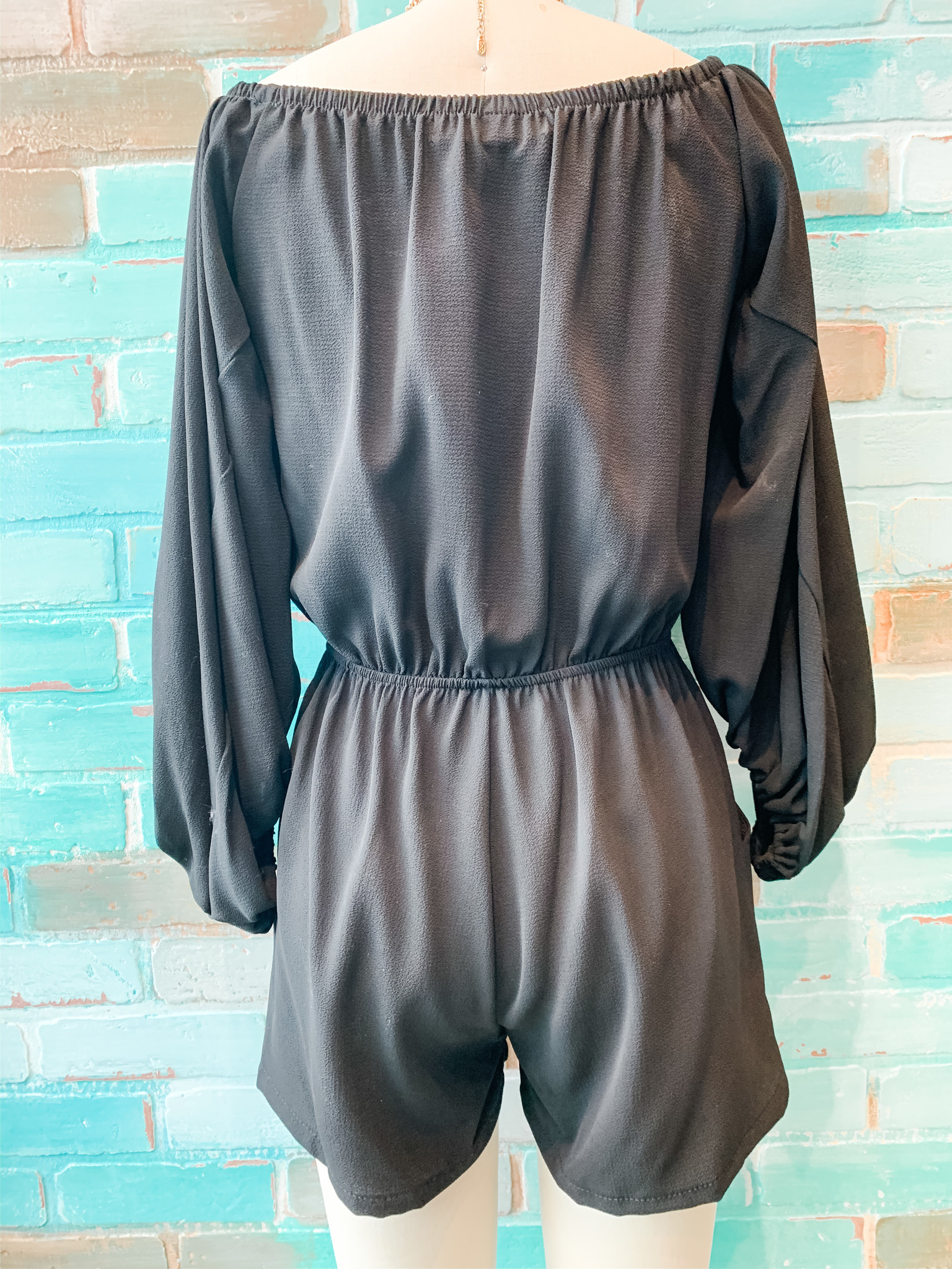 Envy Label No Fools Romper