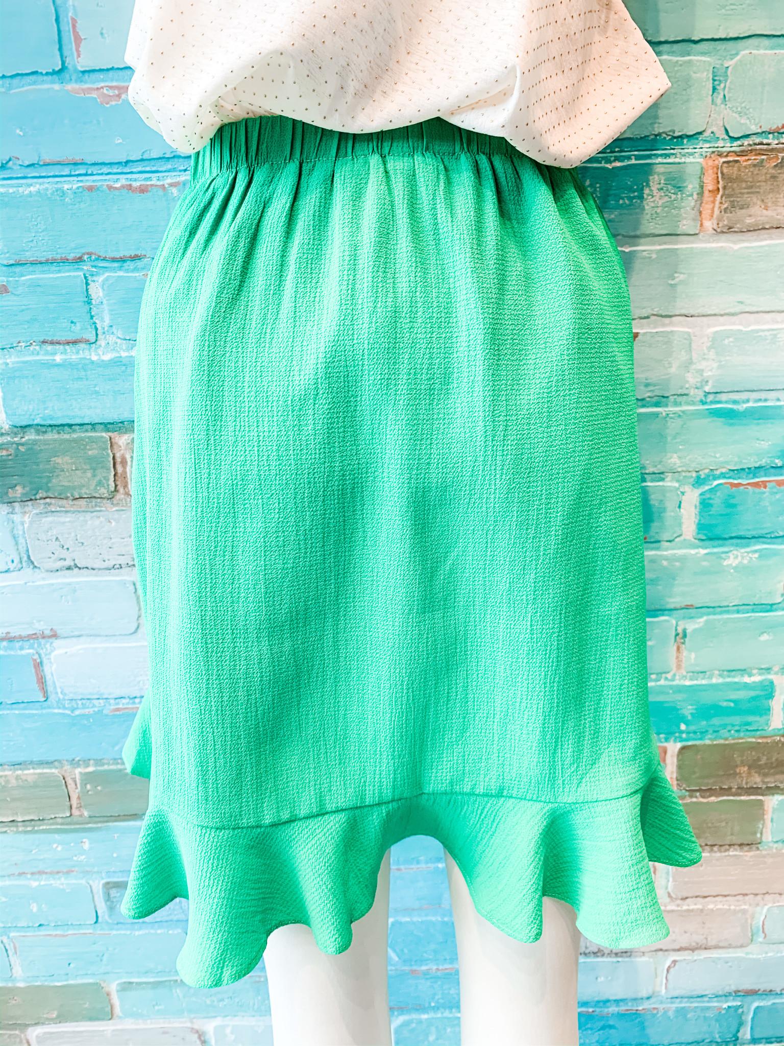 Envy Label Better Than That Skirt