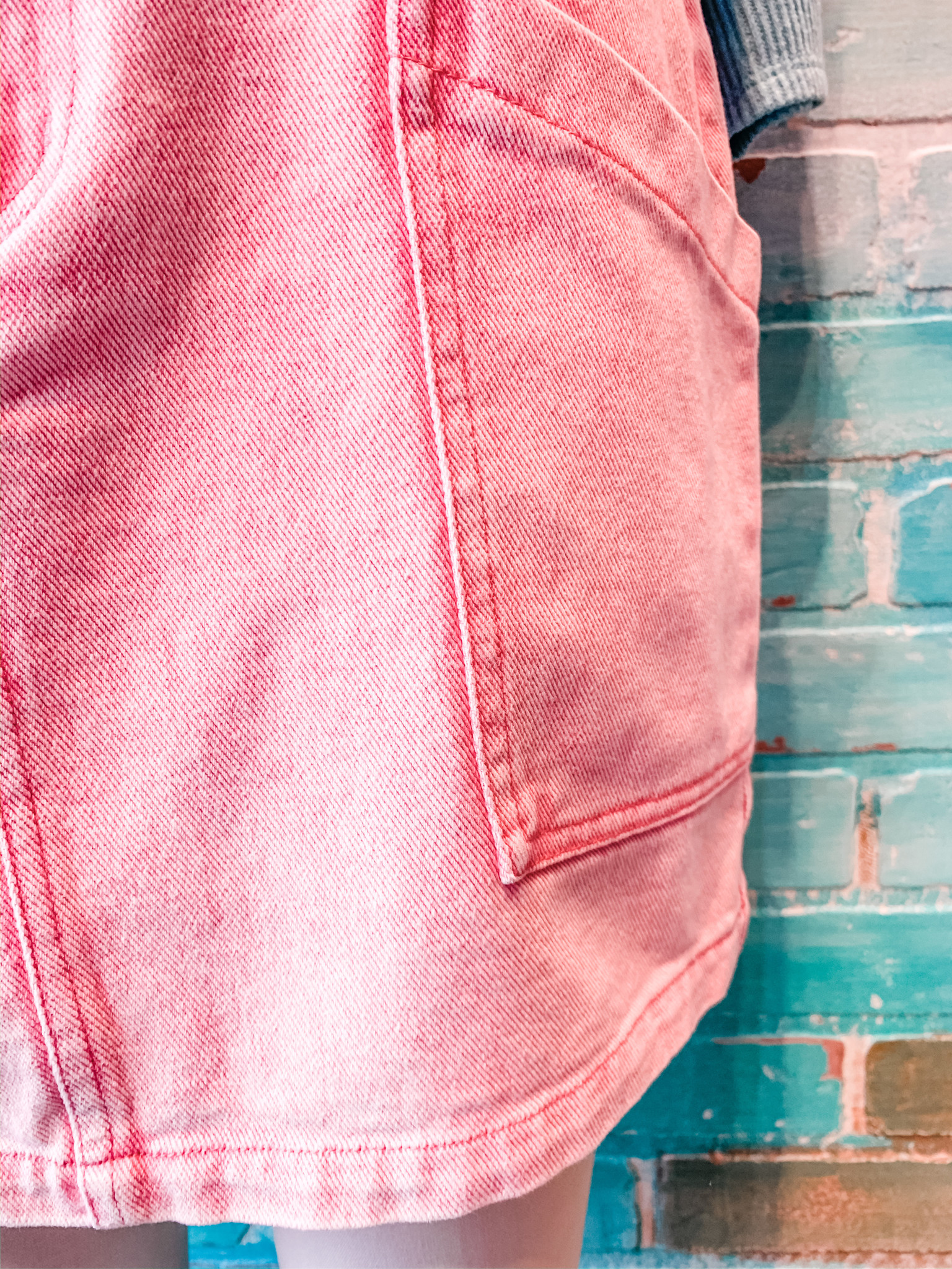 Envy Label Punk Pink Skirt