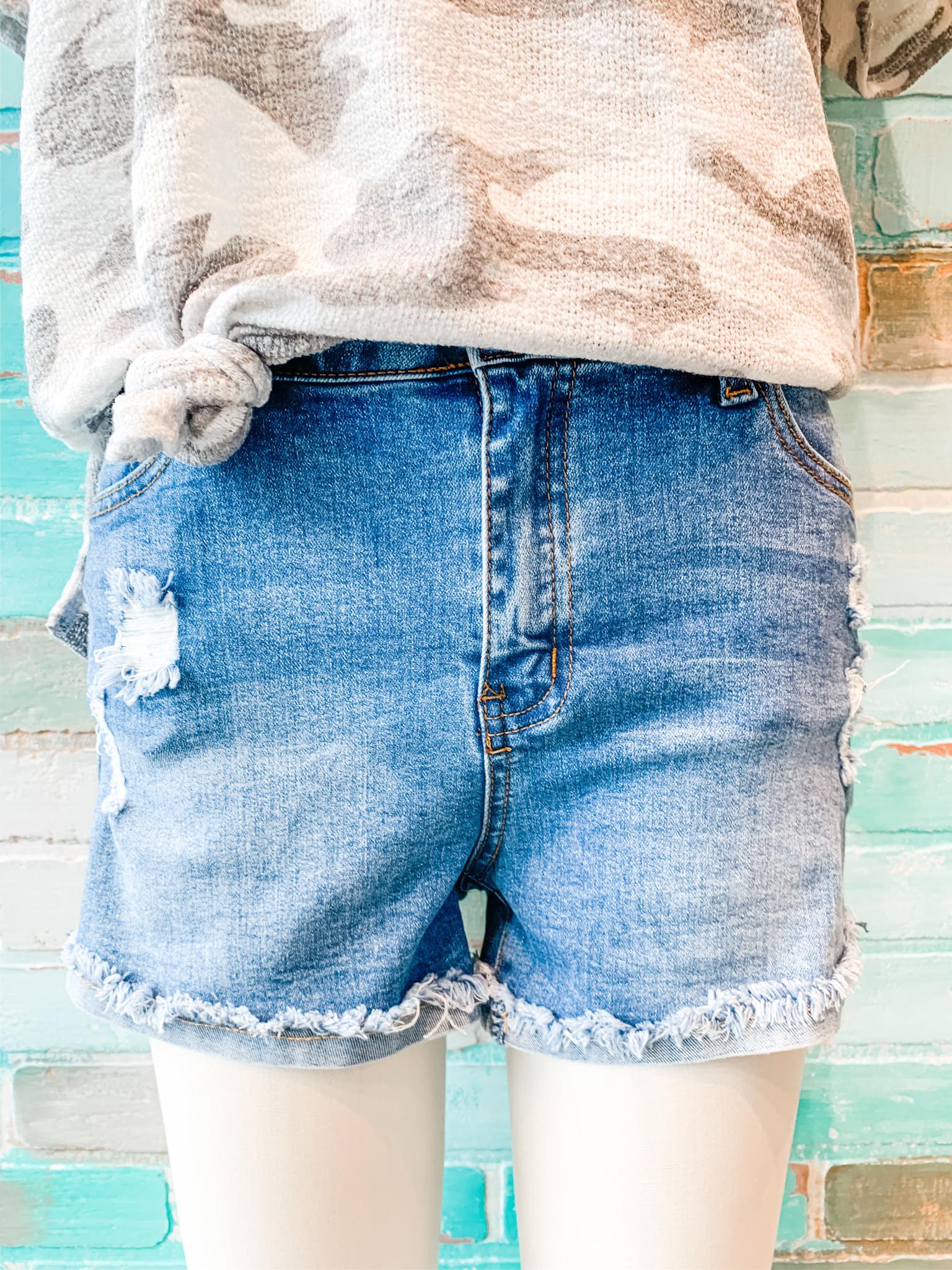 Envy Label Sounds Pretty Good Shorts