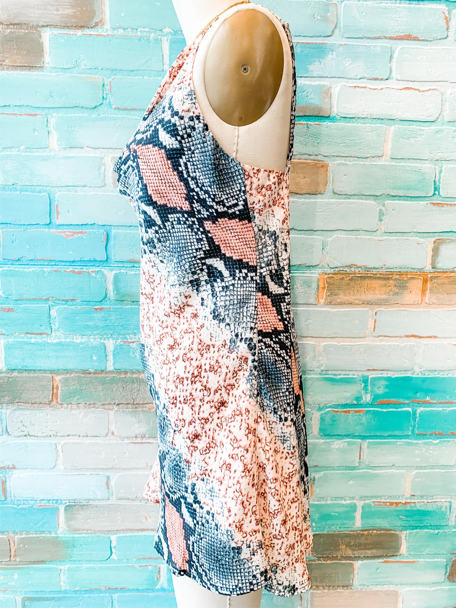 Buddy Love Celine Dress