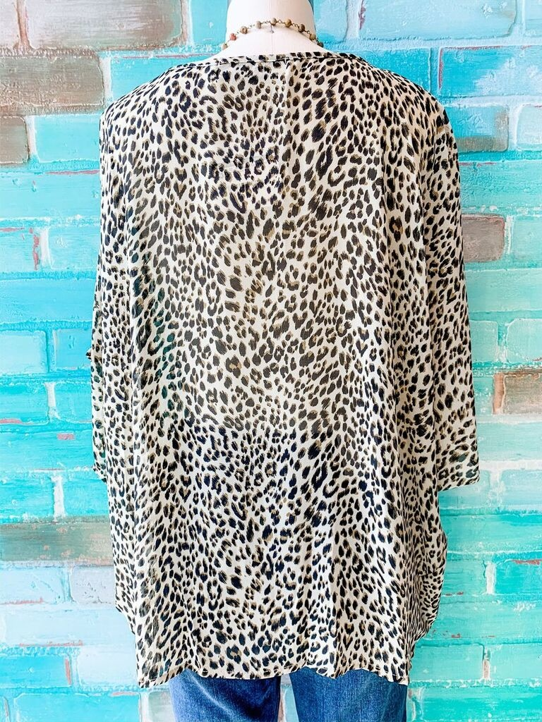 Envy Label Wild About You Blouse